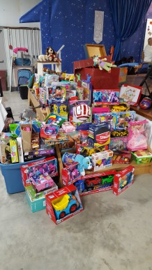 WAS 18 Toy Drive